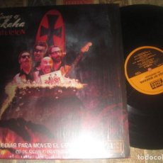 Discos de vinilo: KINGS OF MAKAHA EN EBULLICIÓN FREEKY DICKY RECORDS – FD006 2013 OG XIXON. Lote 240587825