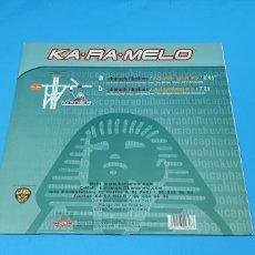 Discos de vinilo: DISCO DE VINILO - KA-RA-MELO. Lote 240589160