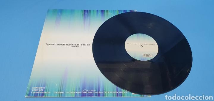 Discos de vinilo: DISCO DE VINILO - SILVERBLUE DO U KNOW - Foto 3 - 240589830