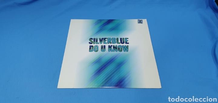 DISCO DE VINILO - SILVERBLUE DO U KNOW (Música - Discos de Vinilo - Maxi Singles - Pop - Rock Internacional de los 90 a la actualidad)