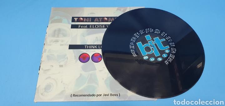 Discos de vinilo: DISCO DE VINILO - THINK LOVE - TONI ATOMIC - Feat. ELOISE Vol.2 - Foto 2 - 240590740