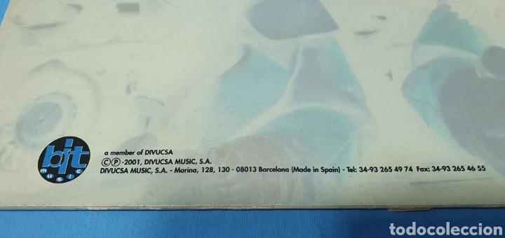 Discos de vinilo: DISCO DE VINILO - THINK LOVE - TONI ATOMIC - Feat. ELOISE Vol.2 - Foto 6 - 240590740