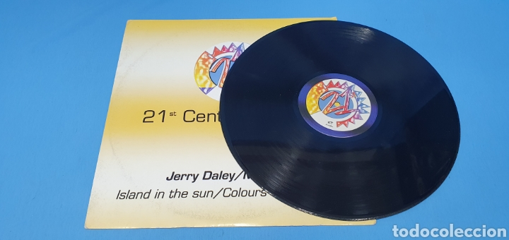 Discos de vinilo: DISCO DE VINILO - 21 st Century Vol. 2.9 - Jerry Daley/Morgana - Foto 2 - 240591675