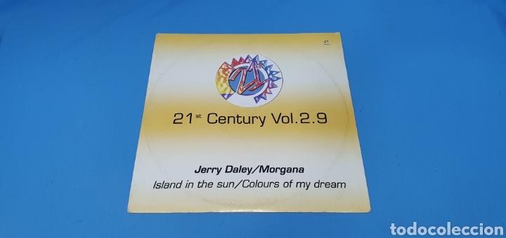 DISCO DE VINILO - 21 ST CENTURY VOL. 2.9 - JERRY DALEY/MORGANA (Música - Discos de Vinilo - Maxi Singles - Pop - Rock Internacional de los 90 a la actualidad)