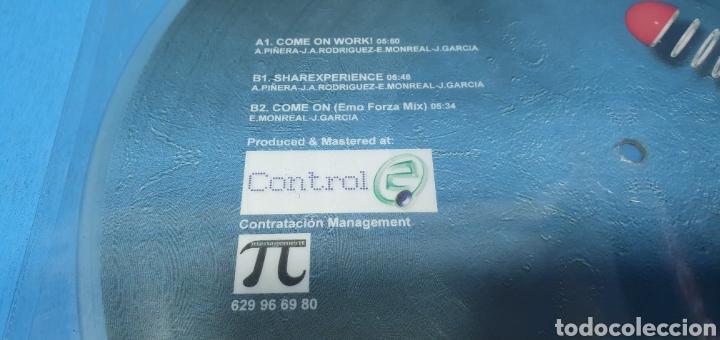 Discos de vinilo: DISCO DE VINILO - T - COMISSI - C MON - Foto 3 - 240592755