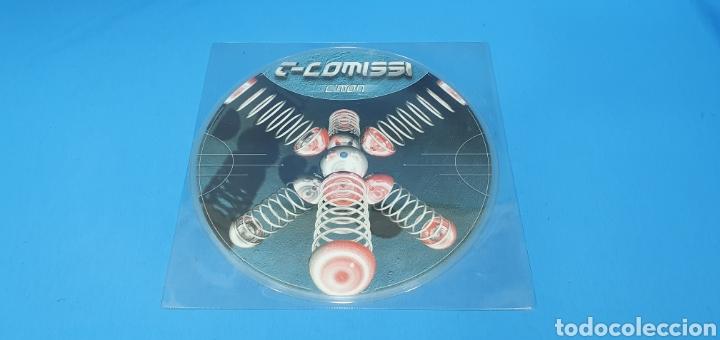 DISCO DE VINILO - T - COMISSI - C ' MON (Música - Discos de Vinilo - Maxi Singles - Pop - Rock Internacional de los 90 a la actualidad)