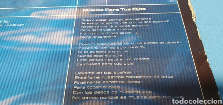 Discos de vinilo: DISCO DE VINILO - AREA - MUSIC FOR YOUR EYES - Foto 7 - 240596655