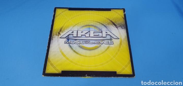 DISCO DE VINILO - AREA - MUSIC FOR YOUR EYES (Música - Discos de Vinilo - Maxi Singles - Pop - Rock Internacional de los 90 a la actualidad)