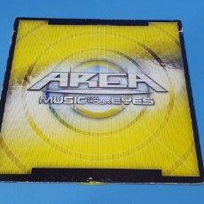 Discos de vinilo: DISCO DE VINILO - AREA - MUSIC FOR YOUR EYES. Lote 240596655