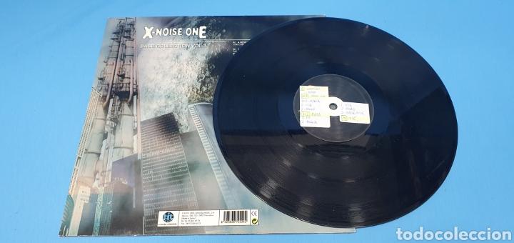 Discos de vinilo: DISCO DE VINILO - X- NOISE ONE - BASE COLLECTION VOL.3 - Foto 4 - 240597600