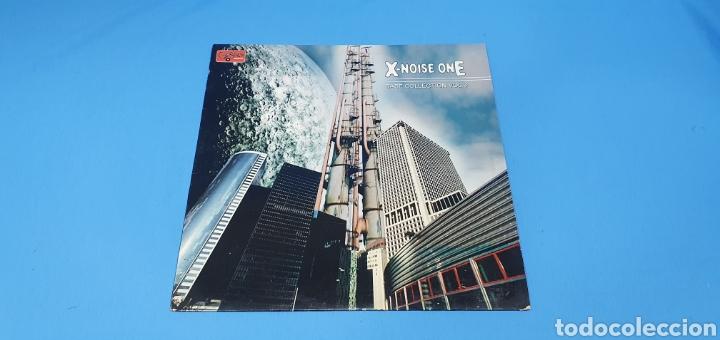 DISCO DE VINILO - X- NOISE ONE - BASE COLLECTION VOL.3 (Música - Discos de Vinilo - Maxi Singles - Pop - Rock Internacional de los 90 a la actualidad)
