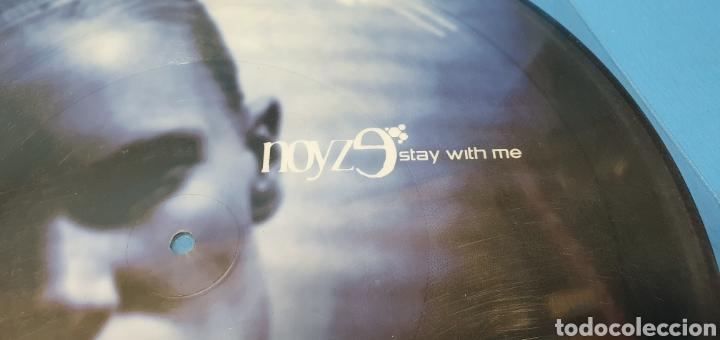 Discos de vinilo: DISCO DE VINILO - NOVYZ9 STAY WITH ME - Foto 2 - 240598610