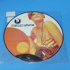 Discos de vinilo: DISCO DE VINILO - MAMMA LUNA - HOUSE & DANCE CLUB. Lote 240599590