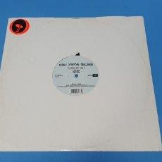 Discos de vinilo: DISCO DE VINILO - NATALY - 2 RHYTHIM - DUAL BASS. Lote 240600655