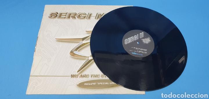 Discos de vinilo: DISCO DE VINILO - SERGI M - WE ARE THE STRANGERS - Foto 2 - 240602540