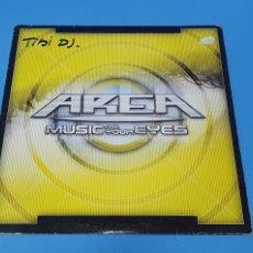 Discos de vinilo: DISCO DE VINILO - AREA - MUSIC FOR YOUR EYES. Lote 240607730