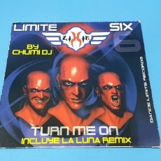 Discos de vinilo: DISCO DE VINILO - TURN ME ON - BY CHUMI DJ. Lote 240610135