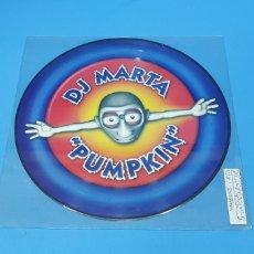 """Discos de vinilo: DISCO DE VINILO - """"PUMPKIN"""" - DJ MARTA. Lote 240611790"""