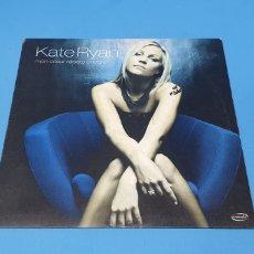 Discos de vinilo: DISCO DE VINILO - KATE RYAN - MON COEUR RÉSISTE ENCORE. Lote 240612670