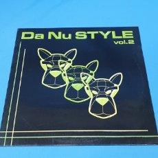 Discos de vinilo: DISCO DE VINILO - DA NU STYLE - VOL. 2. Lote 240615360