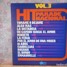 Discos de vinil: HIT PARADE, VOL. 3. EL BIMBO. UN CAMINO HACIA EL AMOR.. Lote 240618665