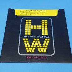 Discos de vinilo: DISCO DE VINILO - HW HOUSE WORKS SELECTED. Lote 240619900