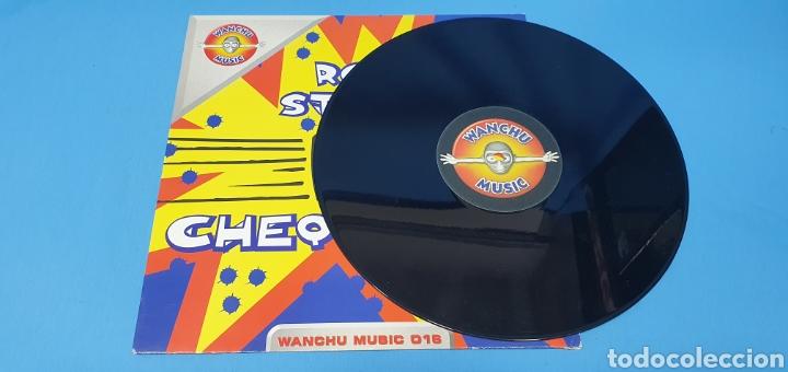 Discos de vinilo: DISCO DE VINILO - ROCK STEADY - CHEQUE DIS - Foto 2 - 240622485