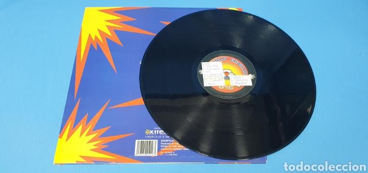 Discos de vinilo: DISCO DE VINILO - ROCK STEADY - CHEQUE DIS - Foto 3 - 240622485