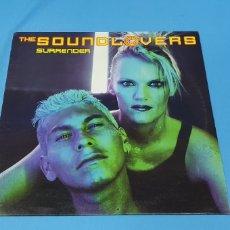 Discos de vinilo: DISCO DE VINILO - THE SOUND LOVERS - SURRENDER. Lote 240623685