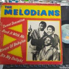 Discos de vinil: THE MELODIANS LP ESPAÑA 1981 ESCUCHADO. Lote 240625110