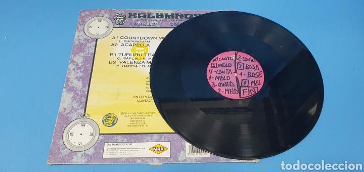 Discos de vinilo: DISCO DE VINILO - COUNTDOWN MIX - RAFAMARCO - Foto 3 - 240626465