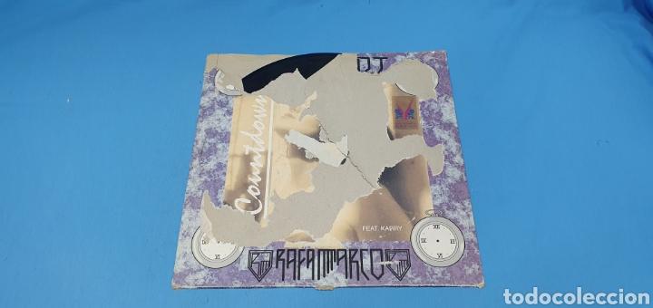 DISCO DE VINILO - COUNTDOWN MIX - RAFAMARCO (Música - Discos de Vinilo - Maxi Singles - Pop - Rock Internacional de los 90 a la actualidad)
