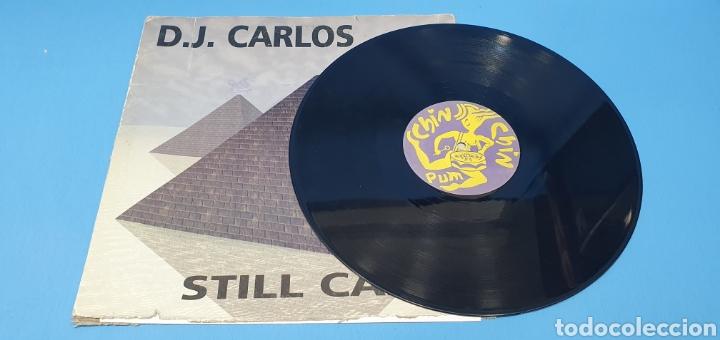 Discos de vinilo: DISCO DE VINILO - STILL CANT... D.J. CARLOS - Foto 2 - 240627970