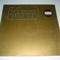 Discos de vinilo: LP DEEP PURPLE - 24 CARAT PURPLE. Lote 240647870