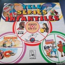 Discos de vinilo: TELE SERIES INFANTILES - LP 1986. Lote 240659980