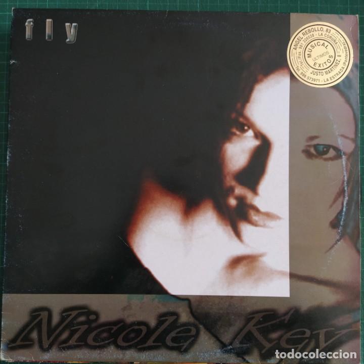 "NICOLE KEY - FLY (12"") (TABLOID MUSIC) (1997/IT) (Música - Discos de Vinilo - Maxi Singles - Techno, Trance y House)"