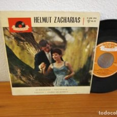 Discos de vinilo: EP HELMUT ZACHARIAS - SURRENDER + 3 - POLYDOR (1961). Lote 240708035