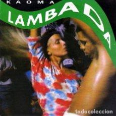Discos de vinilo: KAOMA – LAMBADA. Lote 240711760