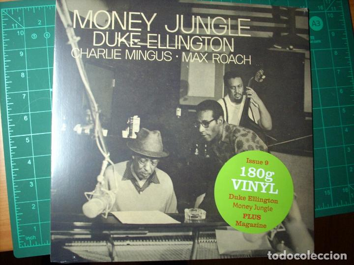 MONEY JUNGLE- DUKE ELLINGTON - CHARLES MINGUS - MAX ROACH - NUEVO -SEALED (Música - Discos - LP Vinilo - Jazz, Jazz-Rock, Blues y R&B)