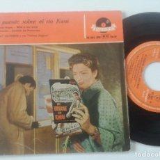 Discos de vinilo: EL PUENTE SOBRE EL RIO KWAI - HELMUT ZACHARIAS - EP POLYDOR ESPAÑA 1958. Lote 240725570