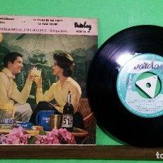 Discos de vinilo: EDDIE BARCLAY 7 JOSE LUCCHESI 1960 EP -CON TRICENTER - LIMPIO ,TRATADO CON ALCOHOL ISOPROPÍLICO - AZ. Lote 240780655