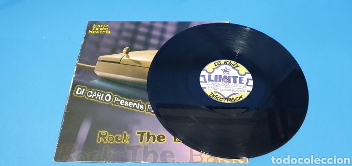 Discos de vinilo: DISCO DE VINILO - ROCK THE BASS - DI CARLI PRESENTS PUMPING CORPORATION - Foto 2 - 240785185