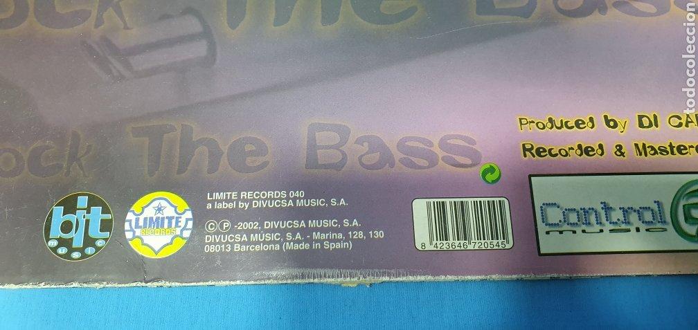 Discos de vinilo: DISCO DE VINILO - ROCK THE BASS - DI CARLI PRESENTS PUMPING CORPORATION - Foto 4 - 240785185