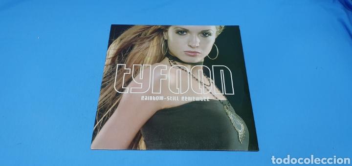 DISCO DE VINILO - TYFOON - RAINBOW - STILL REMEMBER (Música - Discos de Vinilo - Maxi Singles - Pop - Rock Internacional de los 90 a la actualidad)
