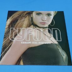 Discos de vinilo: DISCO DE VINILO - TYFOON - RAINBOW - STILL REMEMBER. Lote 240787315