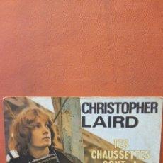 Disques de vinyle: CHRISTOPHER LAIRD. TES CHAUSSETTES SONT A L' ENVERS-. Lote 240787840