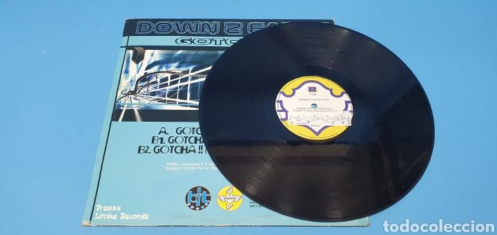 Discos de vinilo: DISCO DE VINILO - DOWN Z EARTH - GOTCHA !! - Foto 3 - 240791005