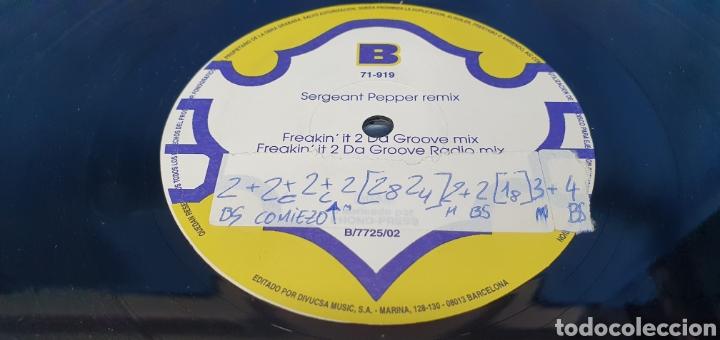 Discos de vinilo: DISCO DE VINILO - DOWN Z EARTH - GOTCHA !! - Foto 4 - 240791005
