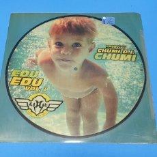 Discos de vinilo: DISCO DE VINILO - EDU VOL. I - CHUMI D.J.. Lote 240794430