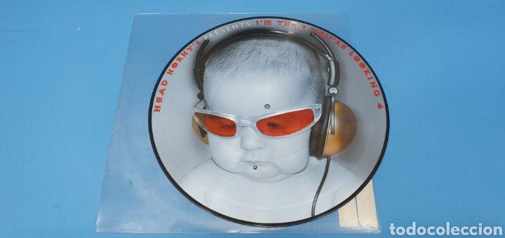 Discos de vinilo: DISCO DE VINILO - HEAD HIRNYS - IM THE 1 YOURE LOOKING 4 - Foto 2 - 240796805